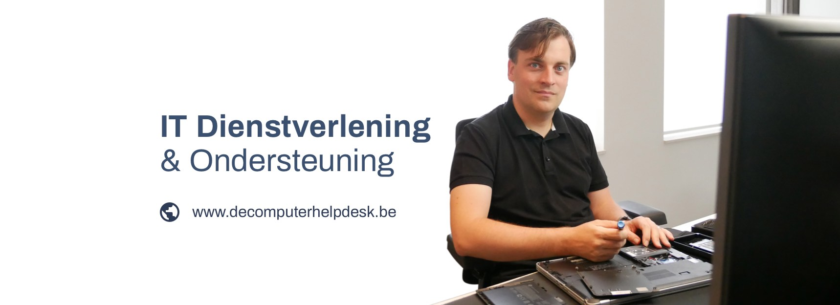 computerherstellers Wondelgem | De Computer Helpdesk