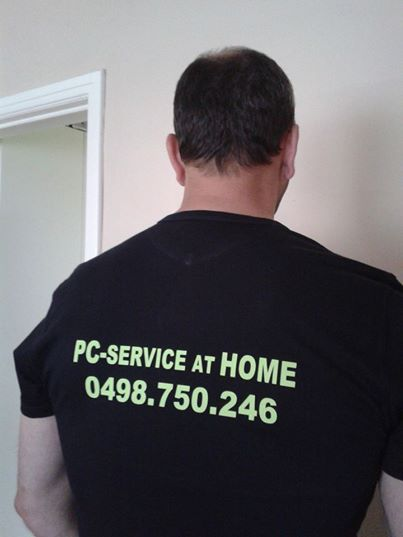 computerherstellers Antwerpen PC-service at  HOME